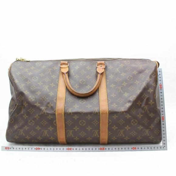 Louis Vuitton Handbags - Authentic Louis Vuitton Boston Bag Keepall 50 d2c0bfc4f6aec